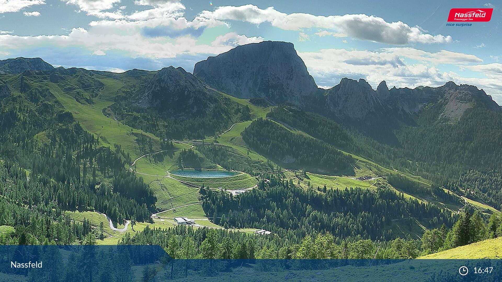 webcam Nassfeld