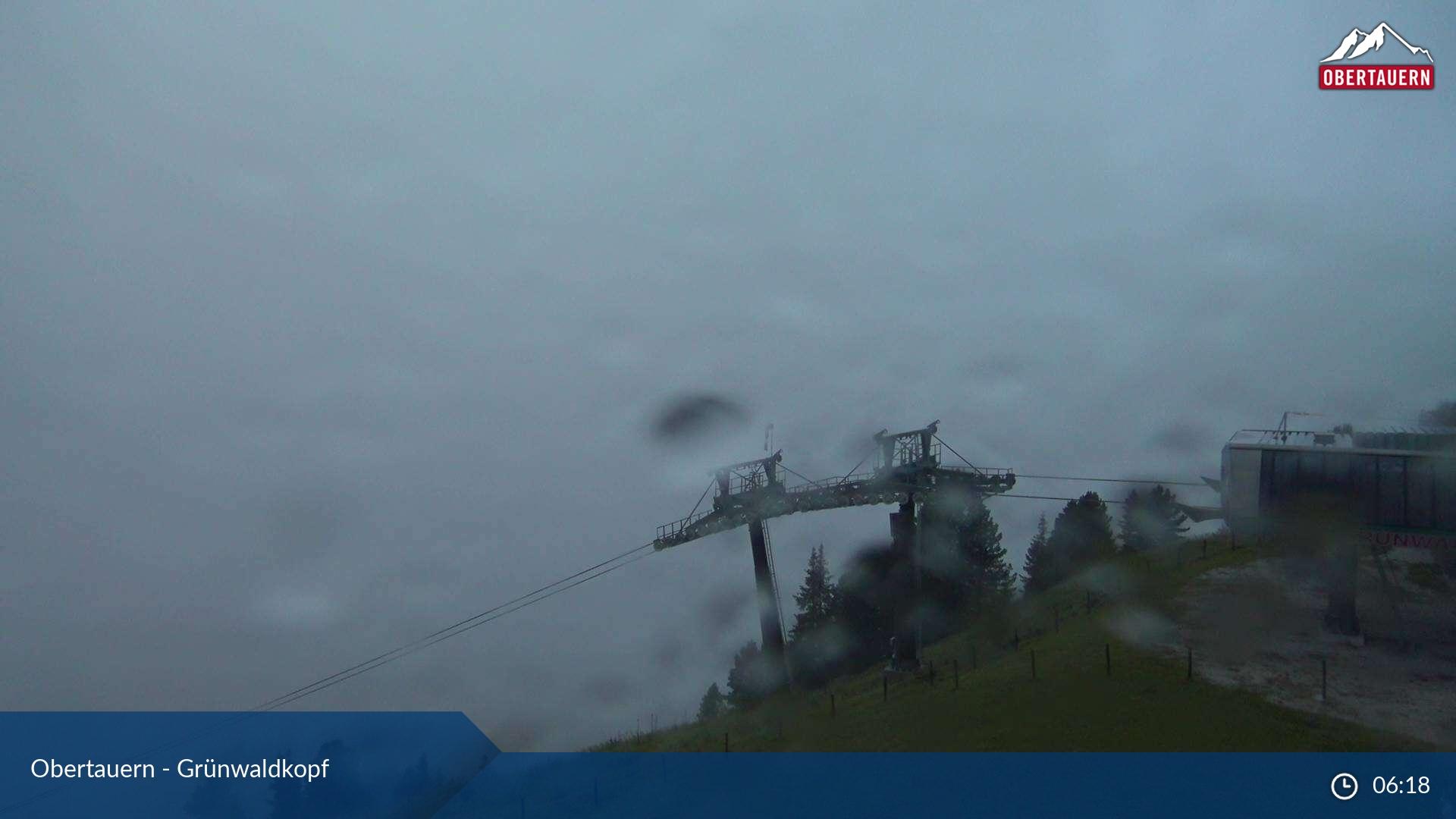 Obertauern webcam - Grünwaldkopf