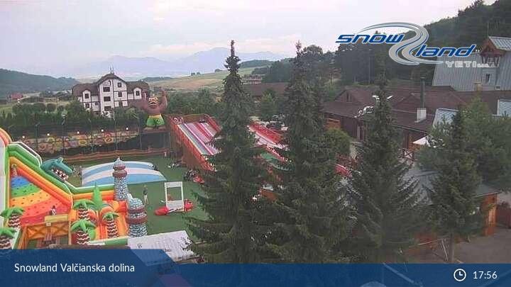 Snowland Élő webkamera