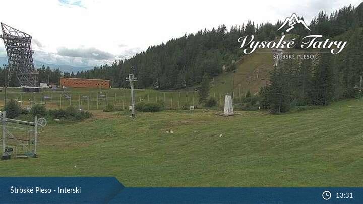 Csorba-tó Élő Webkamera