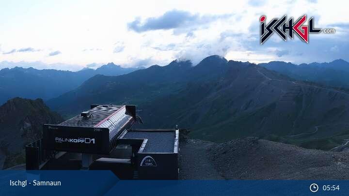 Ischgl live Panorama