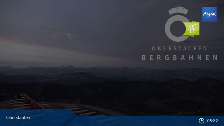Hochgrat Webcam