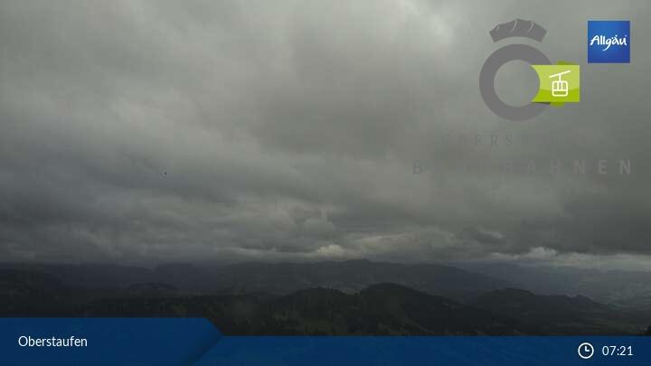 Webcam Panoramabild Hochgrat