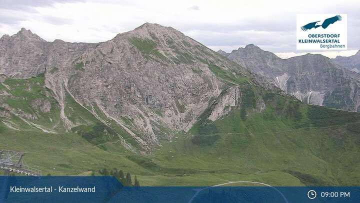Oberstdorf - Kanzelwand, Livecam