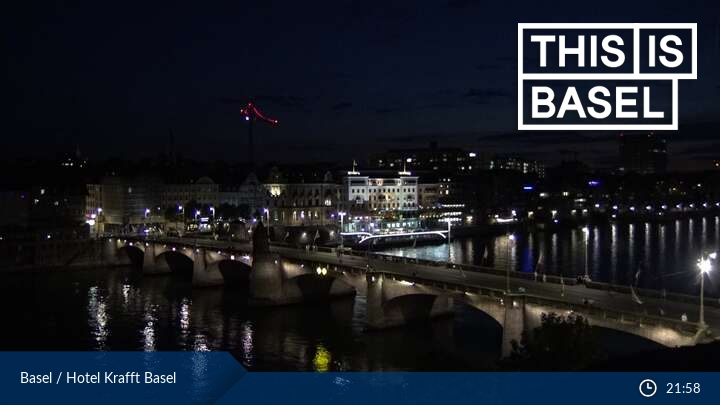 Webcam Basel