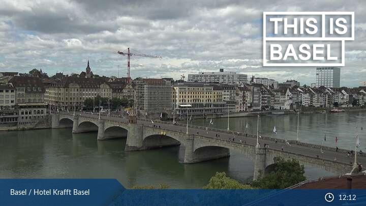 Webkamera Basel