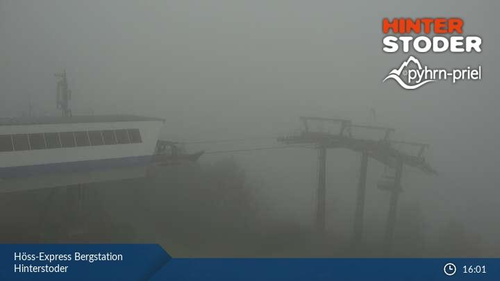 Hinterstoder sípálya Élő webkamera