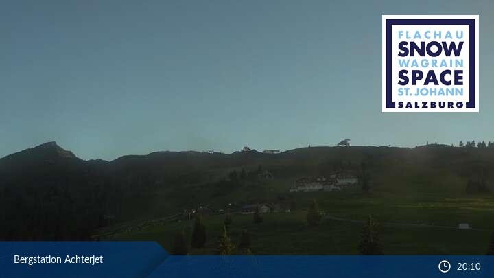 Flachau sípálya Élő webkamera