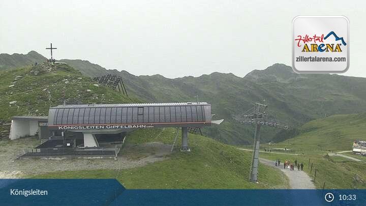 Webcams de Zillertal (Austria)