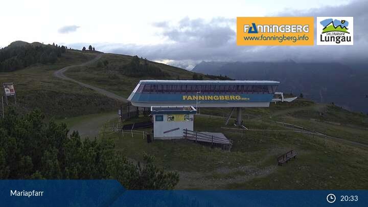 Grosseck - Lungau - Fanninberg Sípálya Élő webkamera