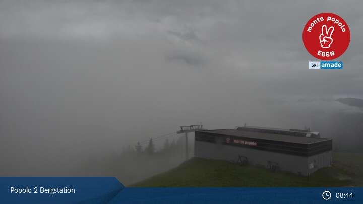 Eben im Pongau - Salzburg - Popolo 2 Talstation - 1238m - Salzburger Sportwelt