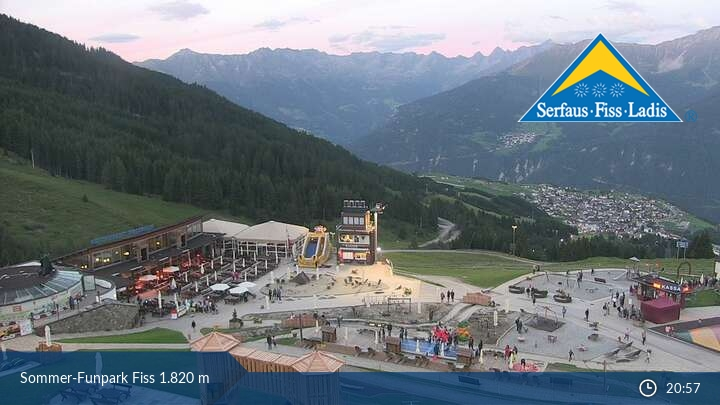 Serfaus Fiss Ladis Live Webcam