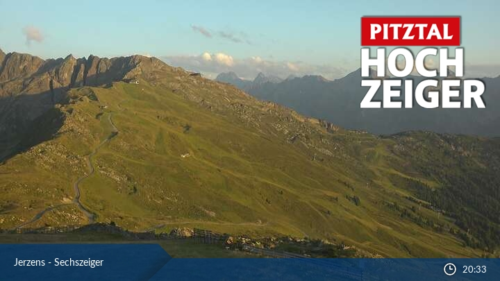 Webcams de Pitztal