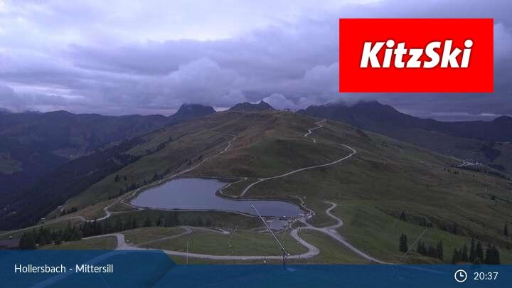 Kitzbühel sípálya Élő webkamera