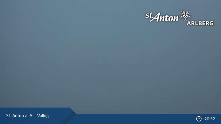 St.Anton am Arlberg Élő webkamera