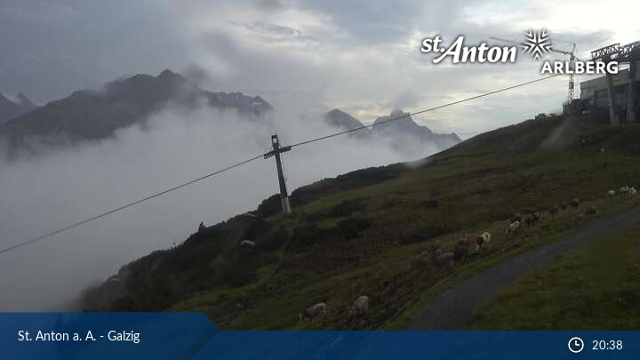Webcam St. Anton 1