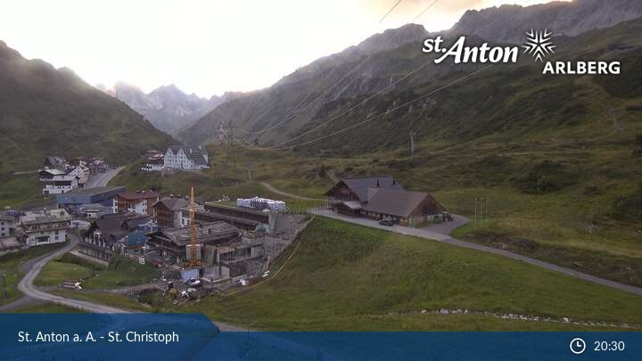 Webcam St. Christoph