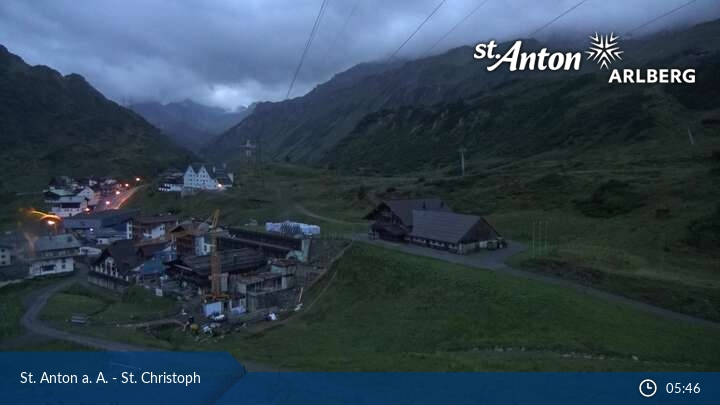 Webcam St. Anton 6