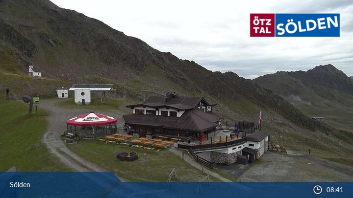 Webcam Neve Sölden