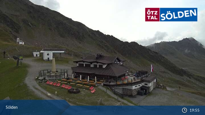 Webcam Solden Seekogl 2665m