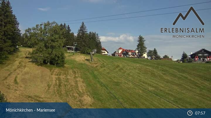 Mönichkirchen Live Webcam