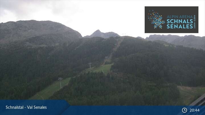 Webcam Senales Bolzano