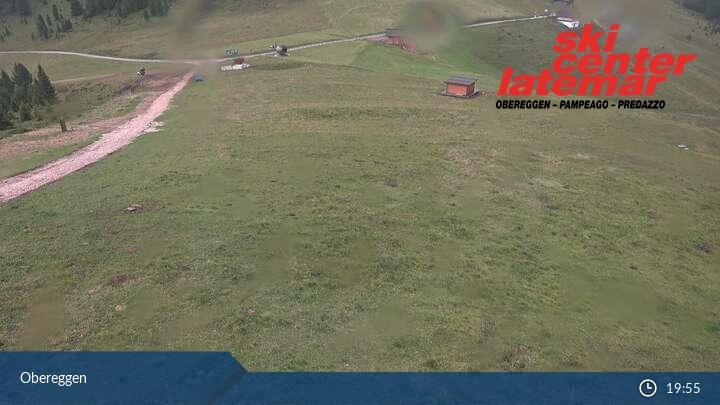 Webcam - Snowpark Obereggen