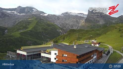 Webcam Hintertux