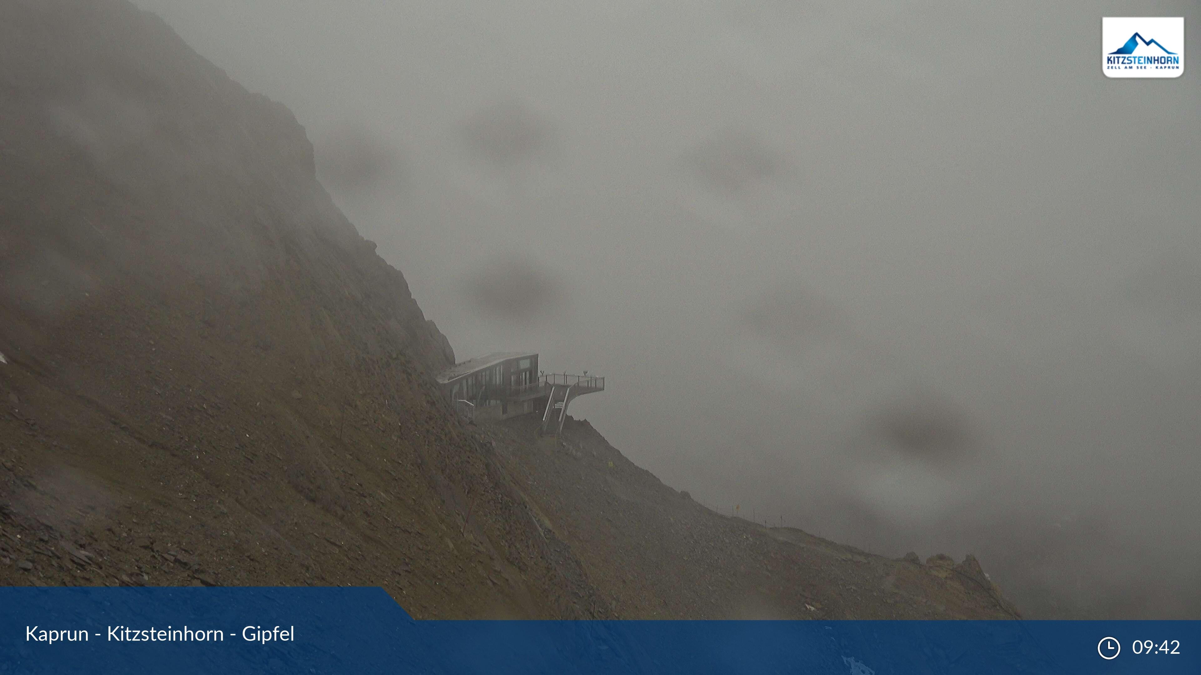 Kitzsteinhorn - Gipfel