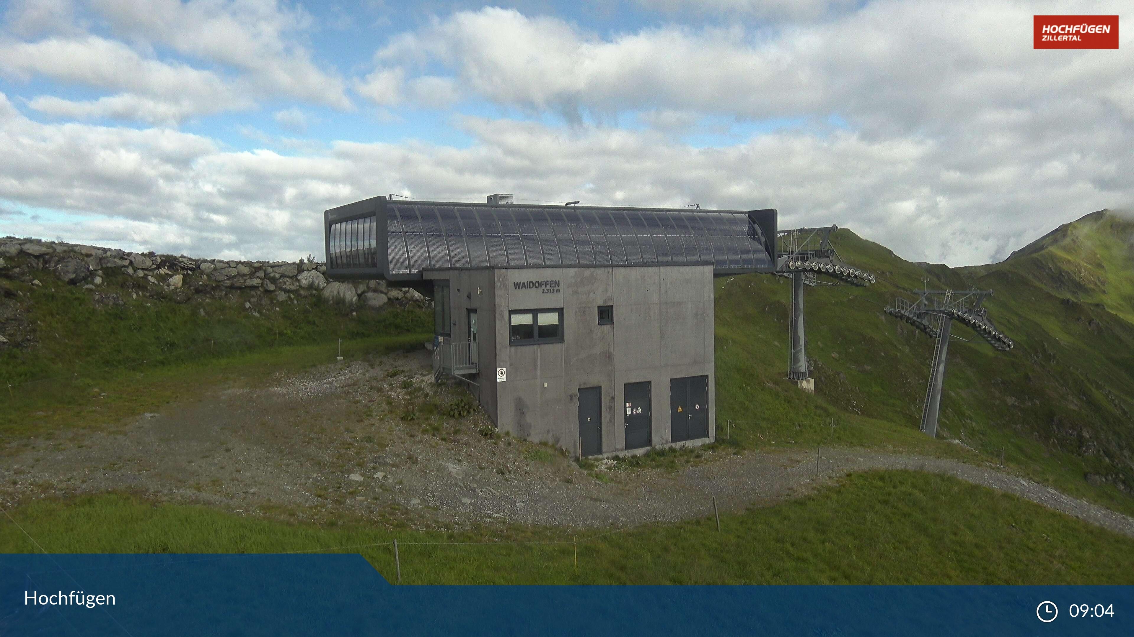 Hochfügen - 8er Alm Berg