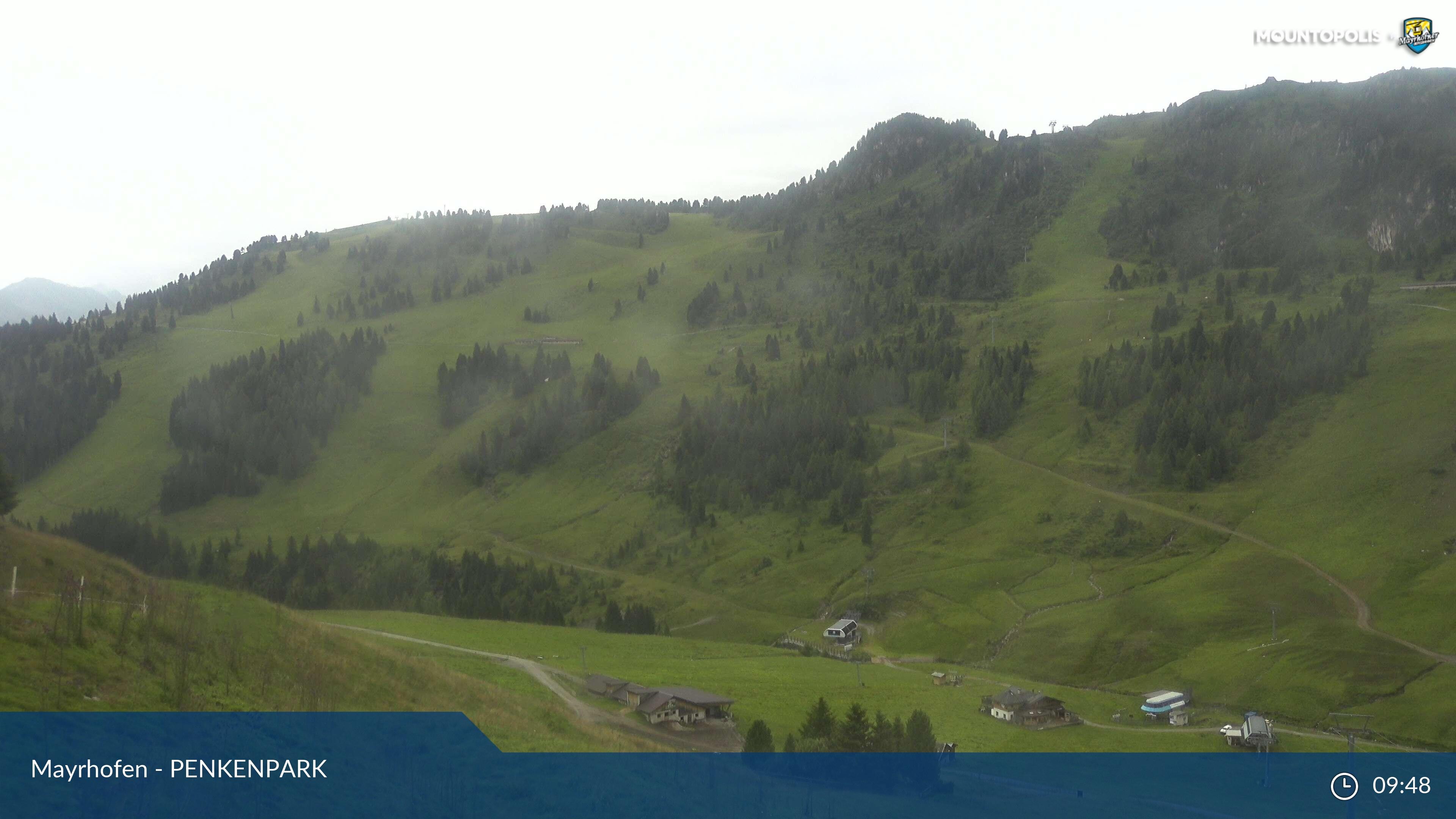Mayrhofen - Horberg Hintertrett