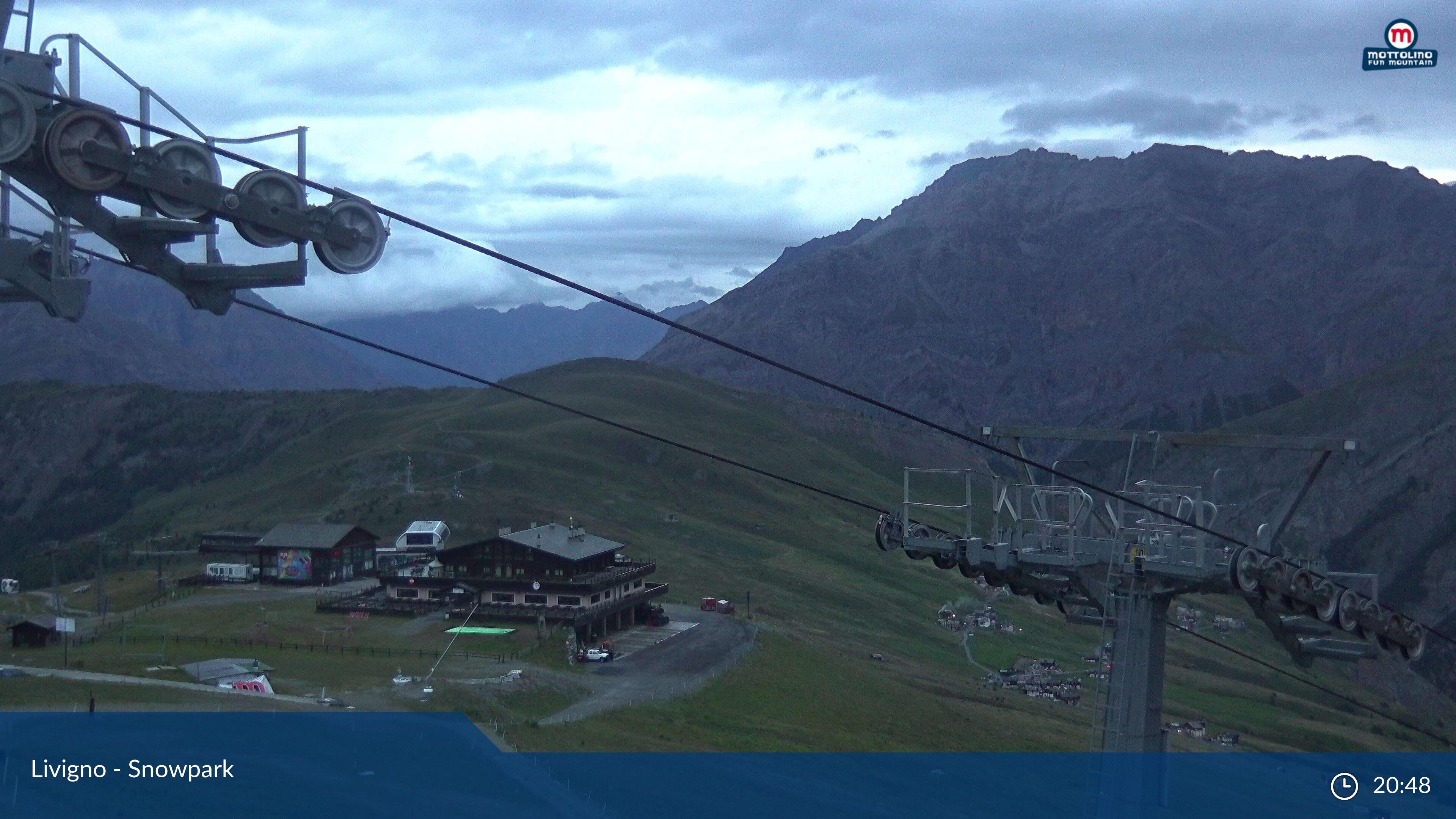 Livigno, Snowpark