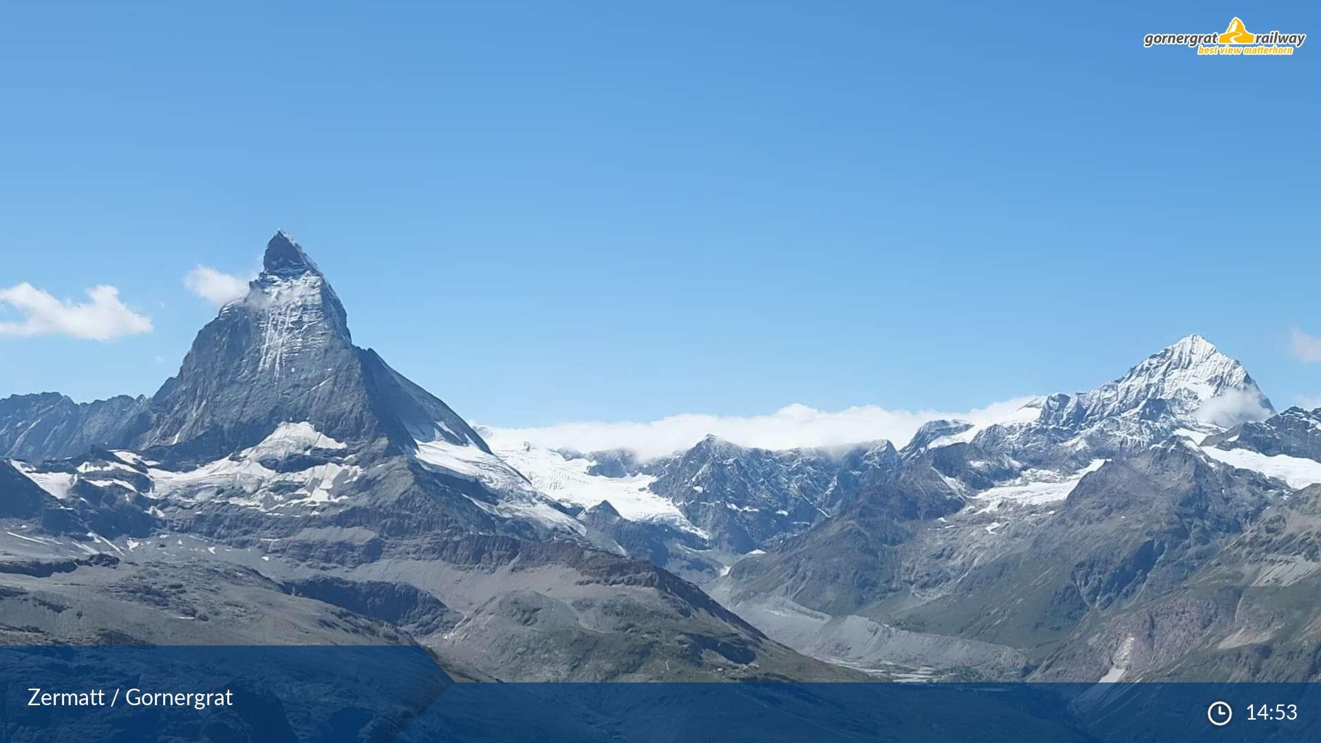Webcam Gornergrat Bahn Zermatt