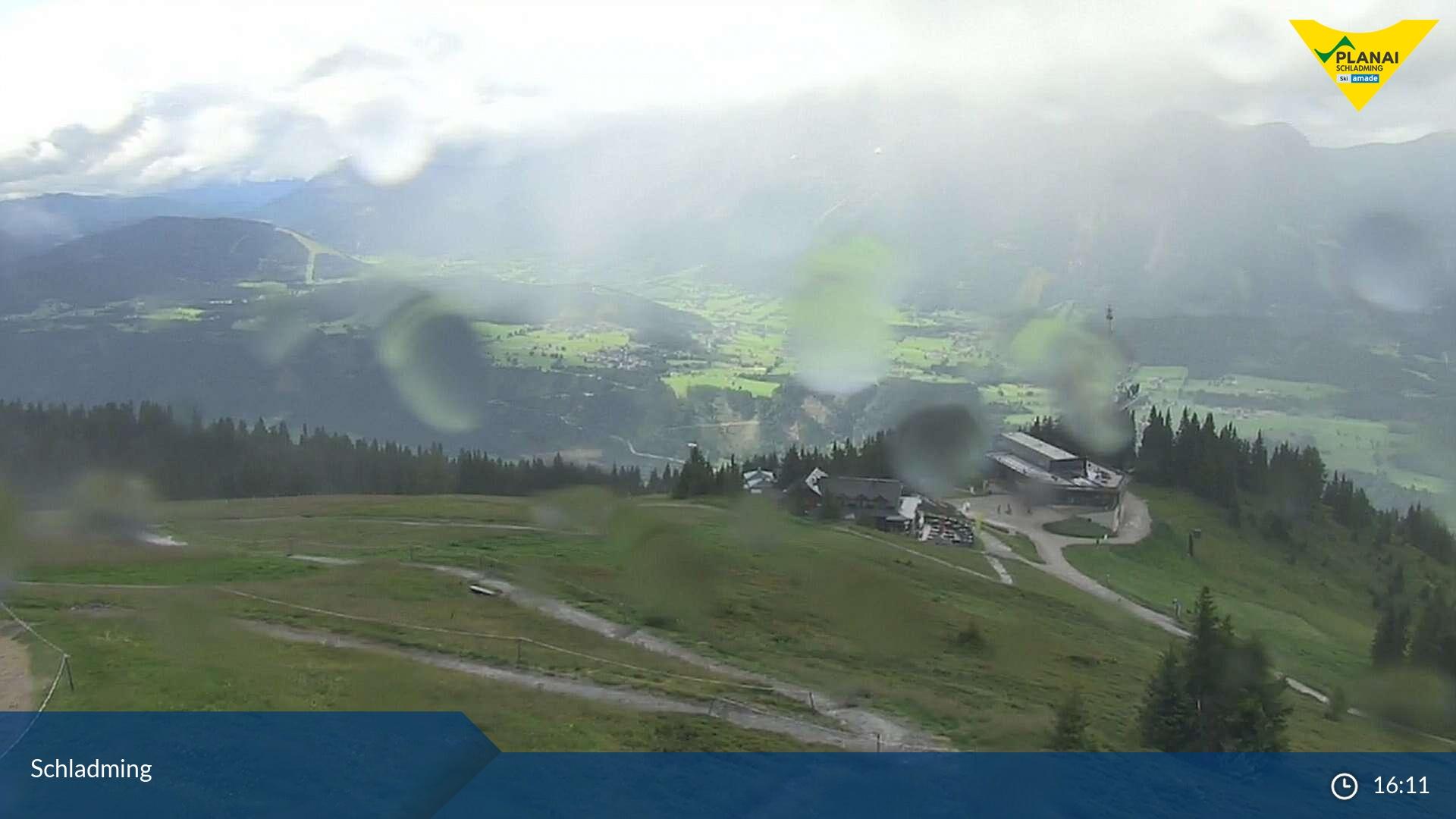 Webcam en Planai Bergstation, Schladming-Dachstein (Austria)