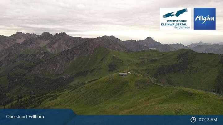 Livecam: Fellhorn