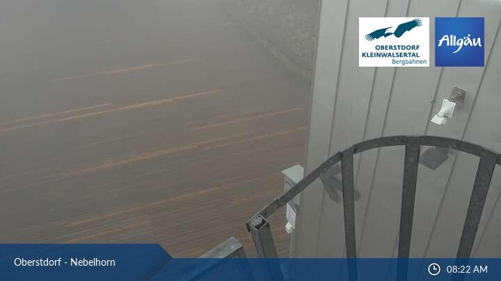 Livecam: Nebelhorn