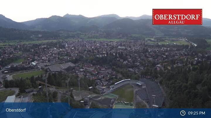 Livecam: Erdinger Arena