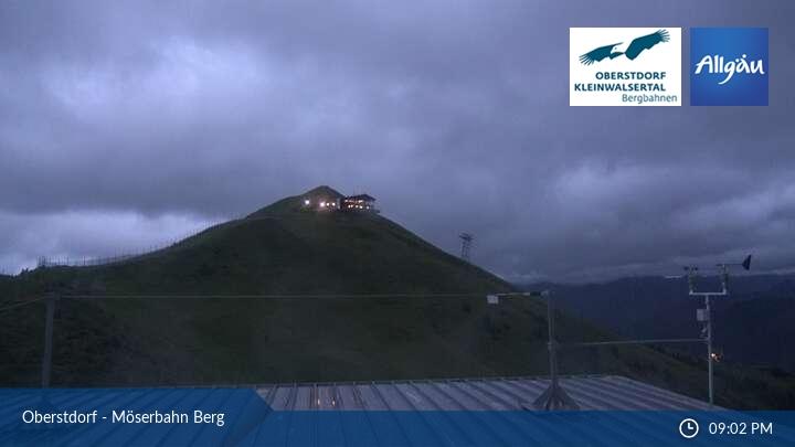 Livecam Fellhorn Moeserbahn