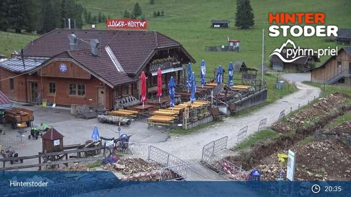 Hössbahn Bergstation