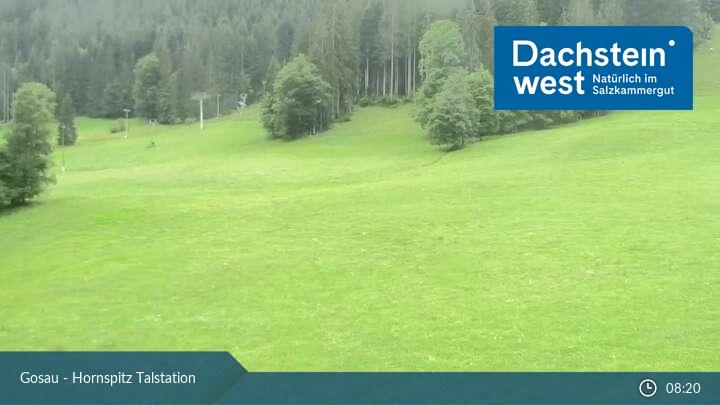 Dachstein West: Hornspitz Talstation
