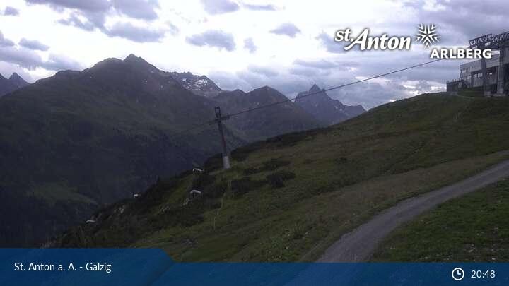 Webcam St. Anton am Arlberg