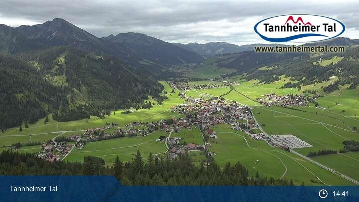Webcam Tannheim