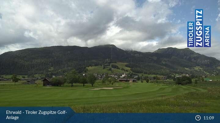 Webcam Tiroler Zugspitze