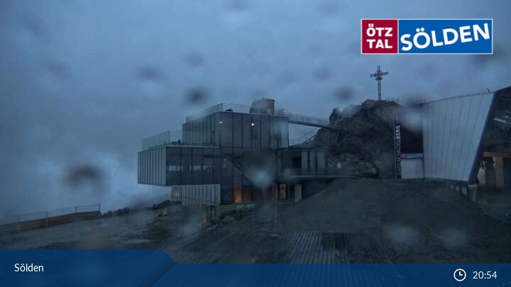 Webcam Solden Gaislachkogl 3040m