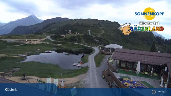 Bergstation Sonnenkopf