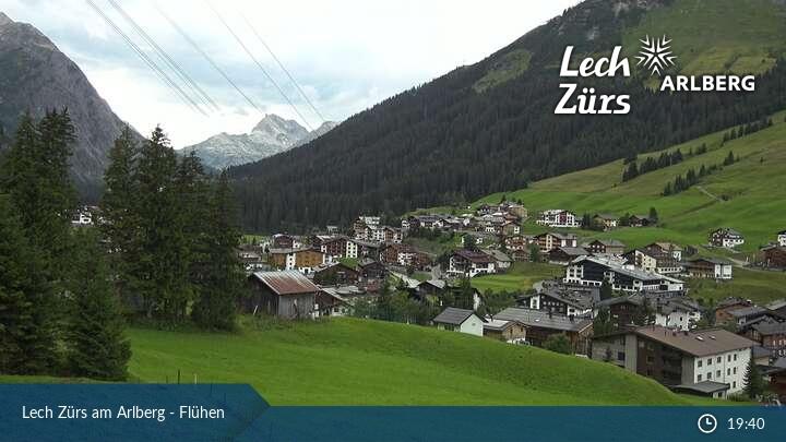 Webcams de Lech - Zürs